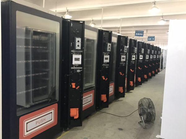 Farklı türde makinaların tedariğini ve kurulumunu sağlıyoruz. Sıcak İçecek Otomatı (çay-kahve), Soğuk içecek otomatı (kola, icetea, su))